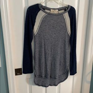 New with tags comfy long sleeve shirt